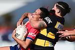 NELSON, NEW ZEALAND - Farah Palmer Cup - Tasman Mako v Taranaki. Sport Park, Motueka, New Zealand. Saturday 1 September 2018. (Photo by Chris Symes/Shuttersport Limited)