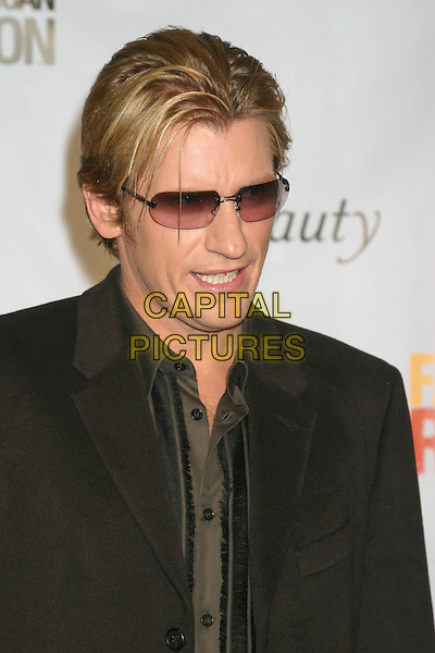 DENIS LEARY.Conde' Nast Media Group Presents Fashion Rocks 2004   Radio City Music Hall in New York City..September 8, 2004 .headshot, portrait, sunglasses, shades.www.capitalpictures.com.sales@capitalpictures.com.© Capital Pictures