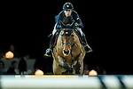 Maikel van der Vleuten of Netherlands rides VDL Groep Arera C in action during the Gucci Gold Cup as part of the Longines Hong Kong Masters on 14 February 2015, at the Asia World Expo, outskirts Hong Kong, China. Photo by Johanna Frank / Power Sport Images