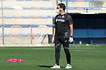 Getafe's coach Jose Bordalas during training session. May 19,2020.(ALTERPHOTOS/Acero)