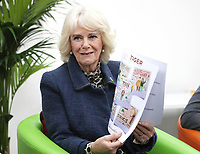 Camilla Duchess of Cornwall - Barnardos Child and Sexual Abuse and Exploitation Services
