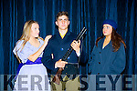 Cast members of Kerry School of Music and Performing Arts production of Les Miserables at Siamsa Tire Thursday to Saturday september 24th -26th Pictured l-r Tracy O'Keeffe, Cormac Sertutxa and Kimberley Harris.
