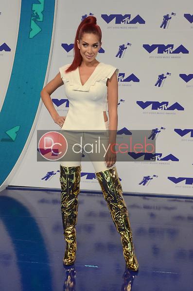 Farrah Abraham<br /> at the 2017 MTV Video Music Awards, The Forum, Inglewood, CA 08-27-17<br /> David Edwards/DailyCeleb.com 818-249-4998