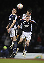 17/01/2010  Copyright  Pic : James Stewart.sct_jspa_15_dundee_v_dunfermline  .:: DUNDEE'S COLIN MCMENAMIN AND CRAIG FORSYTH STOP STEVEN BELL::.James Stewart Photography 19 Carronlea Drive, Falkirk. FK2 8DN      Vat Reg No. 607 6932 25.Telephone      : +44 (0)1324 570291 .Mobile              : +44 (0)7721 416997.E-mail  :  jim@jspa.co.uk.If you require further information then contact Jim Stewart on any of the numbers above.........