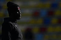 Frank Kessie of AC Milan  is seen ahead the Serie A 2018/2019 football match between Frosinone and AC Milan at stadio Benito Stirpe, Frosinone, December, 26, 2018 <br />  Foto Andrea Staccioli / Insidefoto