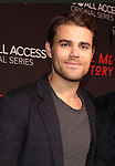 Guiding Light's Paul Wesley at Premier of Tell Me A Story - This is no fairy tale at Metrograph, NYC on October 23, 2018 which is a CBS - all Access original series - premieres on Halloween  (Photo by Sue Coflin/Max Photos)