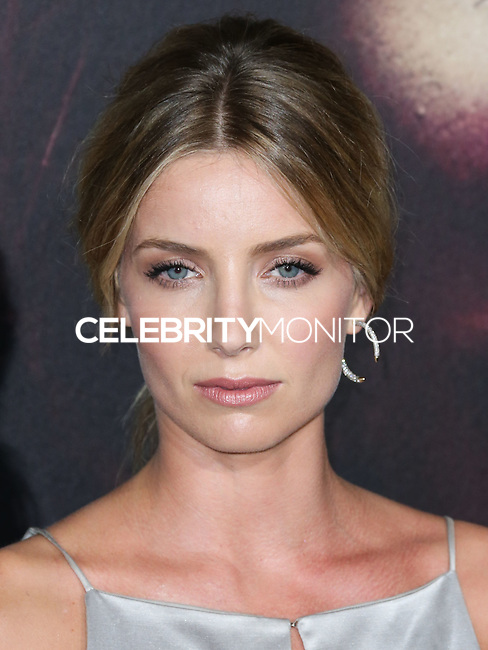 HOLLYWOOD, LOS ANGELES, CA, USA - SEPTEMBER 29: Annabelle Wallis arrives at the Los Angeles Premiere Of New Line Cinema's 'Annabelle' held at the TCL Chinese Theatre on September 29, 2014 in Hollywood, Los Angeles, California, United States. (Photo by Xavier Collin/Celebrity Monitor)