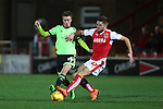 101115 Fleetwood v Sheffield Utd