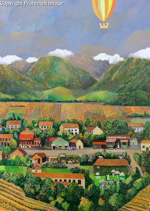 &quot;Taste of Yountville&quot;<br />