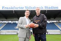 08.10.2014: Vorstellung Spielstätte Frankfurt Galaxy
