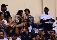 SAO PAULO SP, 16  MARCO 2013 - Paulistao 2013 - CORINTHIANS X UNIAO BARBARENSE  -  Alexandre Pato     durante partida valida pelo campeonato paulista de 2013 no Estadio do Pacaembu em Sao Paulo, neste sabado, 16. (FOTO: ALAN MORICI / BRAZIL PHOTO PRESS).
