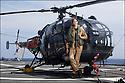 Les marins volants.<br /> EV Johanne Dupont<br /> Pilote, adjoint du chef de détachement.