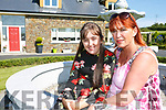 Tina McElligott is 40 days seizure free for the first time ever since taking Medicinal Cannabis in Spain. Pictured with Mom Mags McElligott at Home in Kilflynn