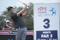 Ashley Chesters (ENG) during the 3rd round of the VIC Open, 13th Beech, Barwon Heads, Victoria, Australia. 09/02/2019.<br /> Picture Anthony Powter / Golffile.ie<br /> <br /> All photo usage must carry mandatory copyright credit (&copy; Golffile | Anthony Powter)