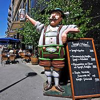 Fachada de cervejaria em Berlin. Alemanha. 2011. Foto de Juca Martins.