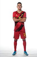 Thorgan Hazard midfielder of Belgium  <br /> Tubize 12/11/2019 <br /> Calcio presentazione della nuova maglia della Nazionale del Belgio <br /> Photo De Voecht  Kalut/Photonews/Panoramic/insidefoto<br /> ITALY ONLY
