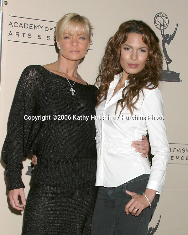 Jamie Pressly.Nadine Velazquez.My Name Is Earl ATAS Panel.Academy of Television Arts and Sciences Theater.No Hollywood, CA.February 23, 2006.©2006 Kathy Hutchins / Hutchins Photo....