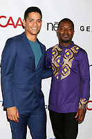 LOS ANGELES - OCT 10:  Charlie Barnett, David Oyelowo at the GEANCO Foundation Hollywood Gala at the SLS Hotel on October 10, 2019 in Beverly Hills, CA
