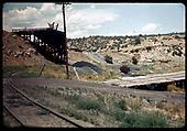 Monero - coal loader<br /> D&amp;RGW  Monero, NM