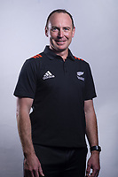 Physio Richie Marsden. 2019 New Zealand Schools rugby union headshots at the Sport & Rugby Institute in Palmerston North, New Zealand on Wednesday, 25 September 2019. Photo: Dave Lintott / lintottphoto.co.nz