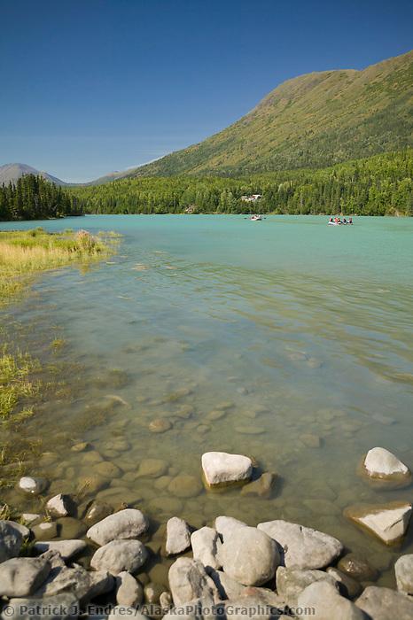 Kenai Lake, Kenai Peninsula, Alaska