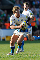 Michael Claassens of Bath Rugby in action during the Aviva Premiership match between Harlequins and Bath Rugby at The Twickenham Stoop on Saturday 24th March 2012 (Photo by Rob Munro)