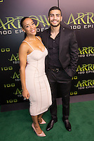 VANCOUVER, BC - OCTOBER 22: Rick Gonzalez at the 100th episode celebration for tv's Arrow at the Fairmont Pacific Rim Hotel in Vancouver, British Columbia on October 22, 2016. Credit: Michael Sean Lee/MediaPunch