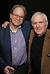 Douglas Aibel and John Kander attends the Vineyard Theatre's Annual Emerging Artists Luncheon at The National Arts Club on June 6, 2017 in New York City.