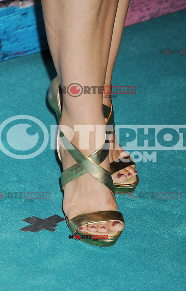 WEST HOLLYWOOD, CA - JULY 23: Joelle Carter arrives at the FOX All-Star Party on July 23, 2012 in West Hollywood, California. / NortePhoto.com<br />