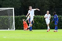 2018 09 14 Swansea City u18 V Chelsea u18 Landore Training Ground, Wales, UK