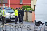 Crime Scene in Matchells Road