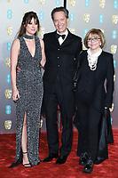 Richard E Grant<br /> arriving for the BAFTA Film Awards 2019 at the Royal Albert Hall, London<br /> <br /> ©Ash Knotek  D3478  10/02/2019