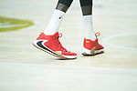 Ilimane Diop sneakers during Real Madrid vs Kirolbet Baskonia game of Liga Endesa. 19 January 2020. (Alterphotos/Francis Gonzalez)