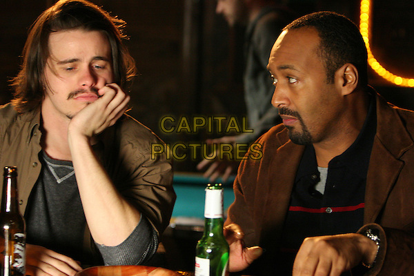 JASON RITTER, JESSE L. MARTIN.Peter and Vandy (2008).*Filmstill - Editorial Use Only*.CAP/FB.Supplied by Capital Pictures.