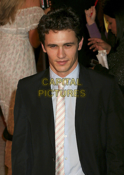 JAMES FRANCO.2006 Vanity Fair Oscar Party held at Morton's, West Hollywood, California, USA, 05 March 2006..oscars half length .Ref: ADM/RE.www.capitalpictures.com.sales@capitalpictures.com.©Russ Elliot/AdMedia/Capital Pictures.