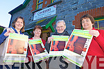 SPECIAL CALENDAR: Members of the Lixnaw Comhaltas Branch who have just published a special calendar to mark their 50th anniversary, l-r: Eleanor Reidy, Bridie Stack, Pat Joe Dennehy, Liz O'Keeffe.