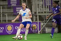 Orlando, FL - Saturday June 03, 2017: Julie King during a regular season National Women's Soccer League (NWSL) match between the Orlando Pride and the Boston Breakers at Orlando City Stadium.