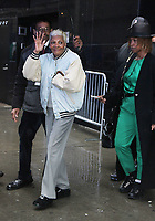 NEW YORK, NY- March 13: Dionne Warwick seen leaving Good Morning America in New York City on March 13, 2019. <br /> CAP/MPI/RW<br /> &copy;RW/MPI/Capital Pictures