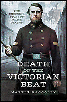 Shocking new book on 'Death on The Victorian Beat'