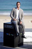 "Actor Jorge Sanz posses in the photocall of the ""Vivir es facil con los ojos cerrados"" film presentation during the 61 San Sebastian Film Festival, in San Sebastian, Spain. September 24, 2013. (ALTERPHOTOS/Victor Blanco) /NortePhoto /Nortephoto"