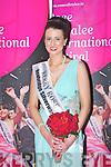 The 2013 Kerry Rose Gemma Kavanagh.