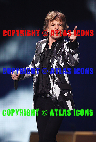 The Rolling Stones,  live, 2013 ,Ken Settle/atlasicons.com