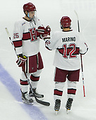 Wiley Sherman (Harvard - 25), John Marino (Harvard - 12) - The Harvard University Crimson defeated the Air Force Academy Falcons 3-2 in the NCAA East Regional final on Saturday, March 25, 2017, at the Dunkin' Donuts Center in Providence, Rhode Island.