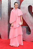 American actress Sarah Paulson attends the European Premiere of Ocean's 8 at Cineworld on Leicester Square in London.<br /> <br /> JUNE 13th 2018<br /> <br /> REF: MES 182213 _<br /> Credit: Matrix/MediaPunch ***FOR USA ONLY***