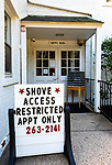 WOODBURY , CT-080320JS17—The Shove Building in Woodbury is planned to reopen next Monday. <br /> Jim Shannon Republican-American