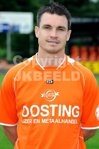 EMMEN - WKE perspresentatie topklasse zondag seizoen 2011-2012, 09-07-2011 Peter van der Slot