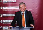 "BRUSSELS - BELGIUM - 24 March 2015 -- BOGK - German Association of the Fruit, Vegetable and Potato Processing Industry - Award ceremony ""Ambassador of Good Taste"". -- MEP Markus FERBER, Group of the European People's Party (Christian Democrats - Germany).  -- Photo: Juha ROININEN / EUP-IMAGES"