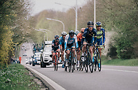 breakaway group<br /> <br /> 58th De Brabantse Pijl 2018 (1.HC)<br /> 1 Day Race: Leuven - Overijse (BEL/202km)