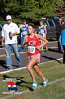 2012 Hancock XC 1A-2A Varsity Girls @ 2.4 miles