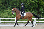 Class 4. British Dressage. Brook Farm Training Centre. Essex. 09/06/2019. ~ MANDATORY Credit Garry Bowden/Sportinpictures - NO UNAUTHORISED USE - 07837 394578